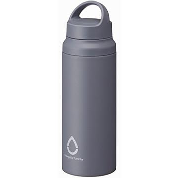 タイガー魔法瓶 ステンレスボトル(サハラ) 0.6L シャドウグレー MCZ-A060H