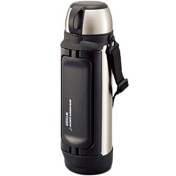 タイガー魔法瓶 ステンレスボトル(サハラ) 2.0L クリアーステンレス MHK-A201XC
