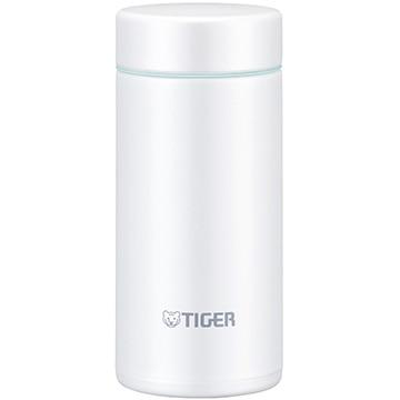 タイガー魔法瓶 ステンレスミニボトル(サハラマグ) 0.2L クールホワイト MMP-J021WL