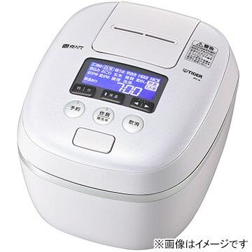 タイガー魔法瓶 圧力IH炊飯ジャー(炊きたて) 1升 エアリーホワイト JPC-G180WA