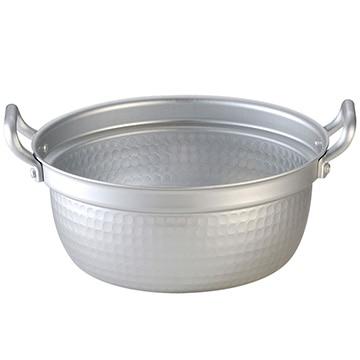 北陸アルミニウム 萬彩伝段付鍋21.5cm 1117521