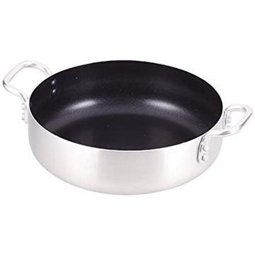 パール金属 テーブルトップ オーブンにも使える卓上鍋20cm(内面ダイヤモンドコート) HB-3963