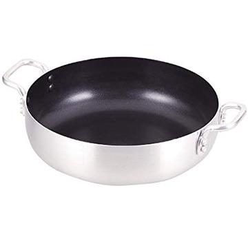 パール金属 テーブルトップ オーブンにも使える卓上鍋22cm(内面ダイヤモンドコート) HB-3964