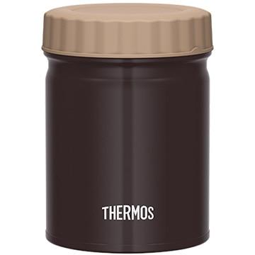 サーモス 真空断熱スープジャー 0.5L ブラック JBT-500-BK