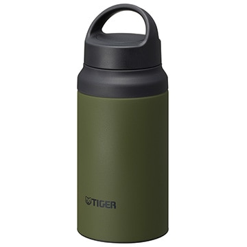 タイガー魔法瓶 ステンレスボトル 400ml モスフォレスト MCZ-S040GZ