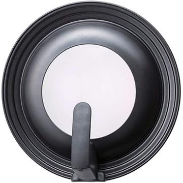 貝印 KaiHouseSELECT フライパンカバースタンド付18-22cm DW5625