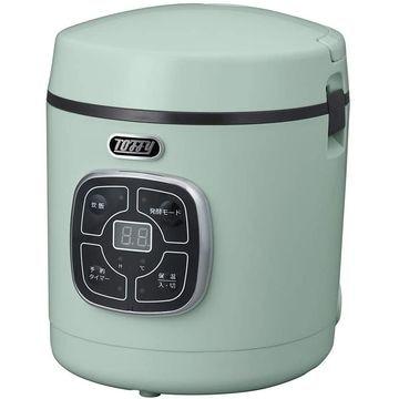 ラドンナ Toffy マイコン炊飯器 PALE AQUA K-RC2-PA