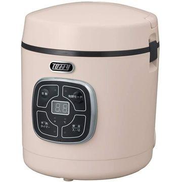 ラドンナ Toffy マイコン炊飯器 SHELL PINK K-RC2-SP