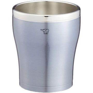 象印マホービン 魔法瓶 ステンレス タンブラー 保冷保温 300mL クリアブルー SXDN30AC