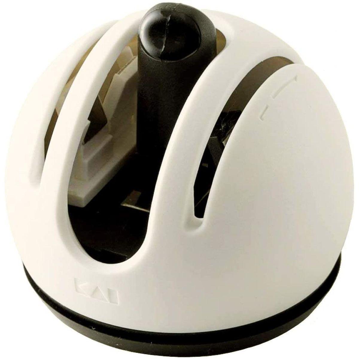 貝印 Qシャープナー 包丁研ぎ器 片手でラクラク 000AP0160