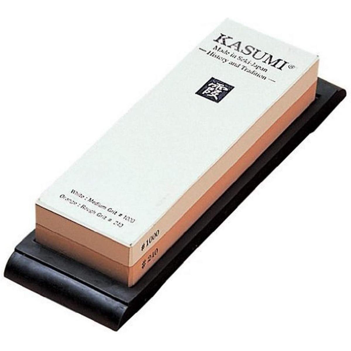 スミカマ 霞 KASUMI 両面砥石 240/1000 80001