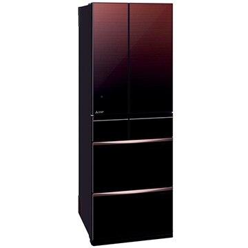 三菱電機 6ドア冷蔵庫(455L) MXシリーズ グラデーションブラウン【大型商品(設置工事可)】 MR-MX46E-ZT