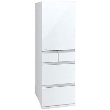 バイヤーおすすめ「5ドア冷蔵庫(451L) MBシリーズ クリスタルピュアホワイト (右開き)【大型商品(設置工事可)】」