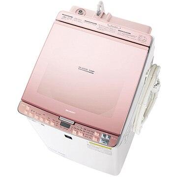 シャープ たて型洗濯乾燥機(洗濯8kg 乾燥4.5kg) ピンク系【大型商品(設置工事可)】 ES-PX8C-P