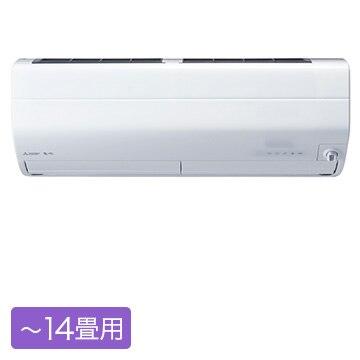 三菱電機 ルームエアコン 霧ヶ峰 Zシリーズ おもに14畳用 ピュアホワイト【大型商品(設置工事可)】 MSZ-ZXV4019S-W