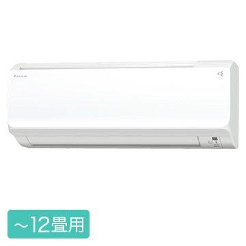 ダイキン ルームエアコン CXシリーズ フィルター自動お掃除 12畳用【大型商品(設置工事可)】 S36WTCXS-W