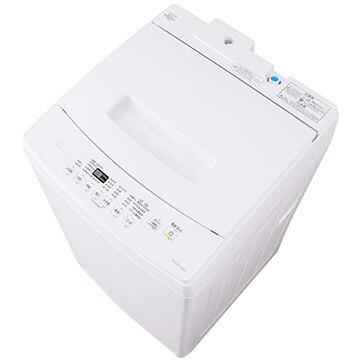 アイリスオーヤマ 全自動洗濯機 8.0kg ホワイト【大型商品(設置工事可)】 IAW-T802E