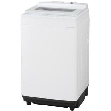 アイリス 全自動洗濯機(10kg) 自動洗剤投入【大型商品(設置工事可)】 IAW-T1001-W