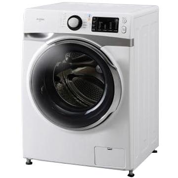 アイリス ドラム式洗濯機(7.5kg) ホワイト 左開きタイプ【大型商品(設置工事可)】 HD71-W/S