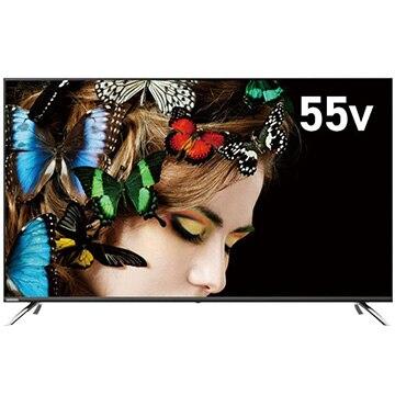 50倍【超得クーポン】ORION 55V型4K液晶TV BS/CS4Kチューナー内蔵 実質激安!