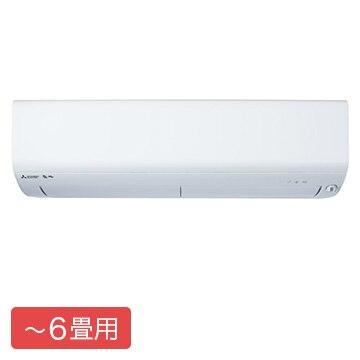 三菱電機 霧ヶ峰 BXVシリーズ ルームエアコン 6畳用【大型商品(設置工事可)】 MSZ-BXV2220-W
