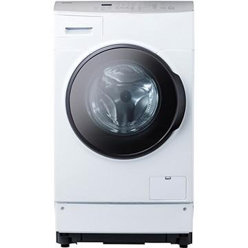 アイリスオーヤマ 乾燥機能付きドラム式洗濯機 8kg ホワイト・左開き【大型商品(設置工事可)】 FLK832-W