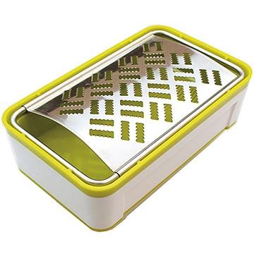 サンクラフト サンクラフト スーパーおろし器 グリーン/ホワイト SSK-10