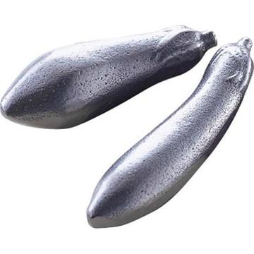 岩鋳 南部鉄器鉄茄子2本組 33003