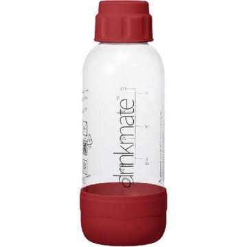 ドリンクメイト 専用ボトルSサイズ レッド DRM0023