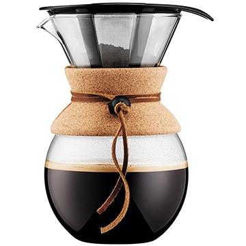 ボダムジャパン株式会社 プアオーバー ドリップ式 コーヒーメーカー 1.0L コルク 11571-109GB