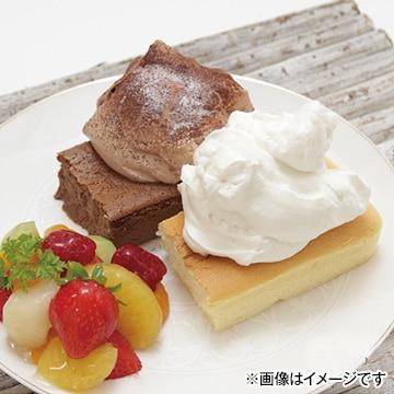 押川春月堂 とろける生チーズケーキ(プレーン・チョコレート)