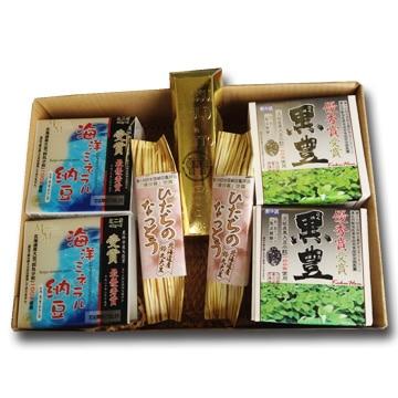 <ひかりTV>【送料無料 + ポイント10倍】【菊水食品】 全国大会受賞納豆セット画像