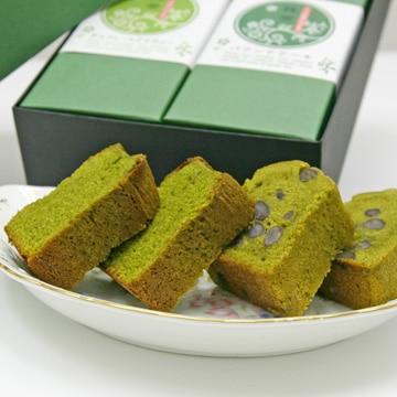 [京都]抹茶パウンド&抹茶チョコレートブラウニー