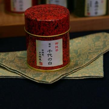 <ひかりTV>【送料無料 + ポイント10倍】宇治抹茶 薄茶(千代の白)画像