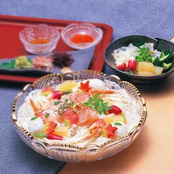 <ひかりTV>【送料無料 + ポイント10倍】[小豆島手延素麺]北海道産小麦使用手延素麺 18束画像