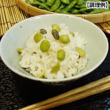 <ひかりTV>【送料無料 + ポイント10倍】だだちゃ豆ごはんの素 3パックセット画像