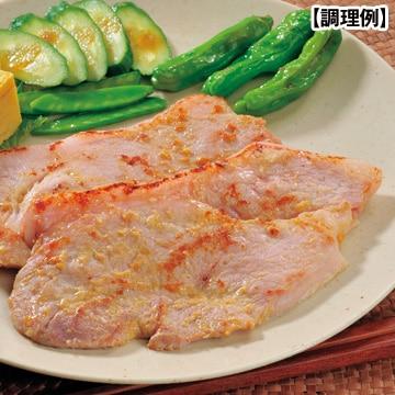 <ひかりTV>【送料無料 + ポイント10倍】白金豚モモ西京味噌漬けセット画像