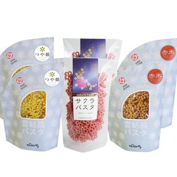 <ひかりTV>【送料無料 + ポイント10倍】麗し日本のパスタ~雪と桜のパスタセット画像