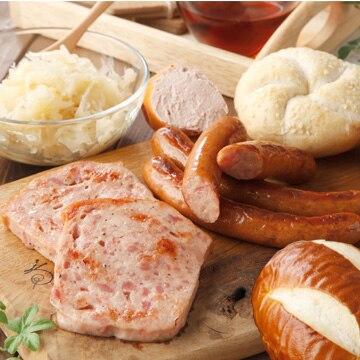BEANS [ドイツ食肉コンテスト金賞]お楽しみセット