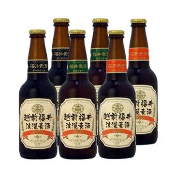 <ひかりTV>【送料無料】[福井のクラフト]越前福井ビール 6本セット画像