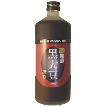堤酒造 【熊本】発酵黒大豆搾り
