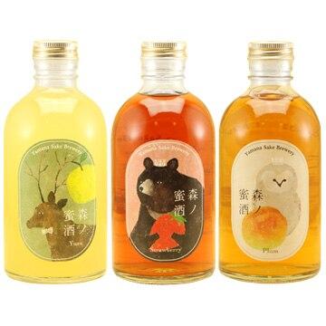 森の蜜酒 (いちごゆずうめ)