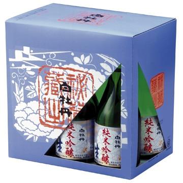 白牡丹 『白牡丹』純米吟醸生酒(広島)300ml×6本セット