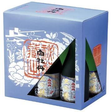 白牡丹 『白牡丹』秘伝極正大吟醸生酒(広島)300ml×6本セット