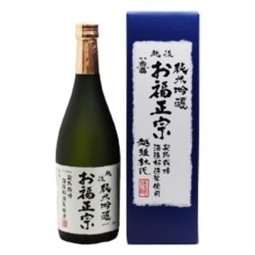清酒 お福正宗 純米吟醸 五百万石米使用 720ml
