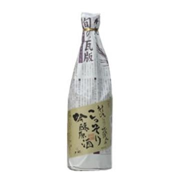 清酒 加越 こっそり 「吟醸原酒」 720ml