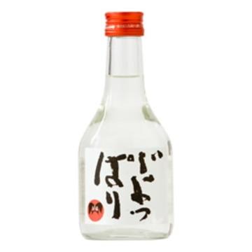 清酒 じょっぱり 本醸造 生貯蔵酒 300ml