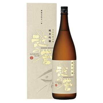 清酒 越の誉 純米吟醸 彩 1800ml
