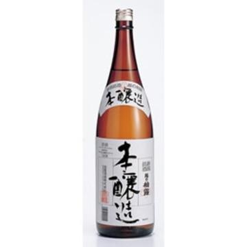 清酒 越乃柏露 本醸造 1800ml