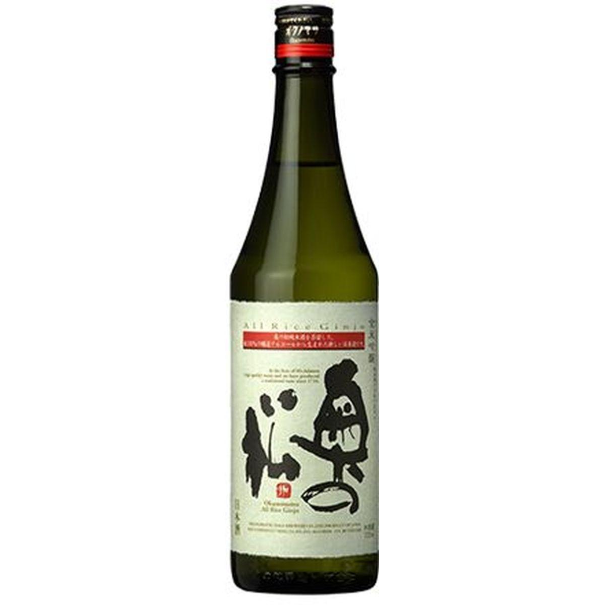 清酒 奥の松 全米吟醸 720ml